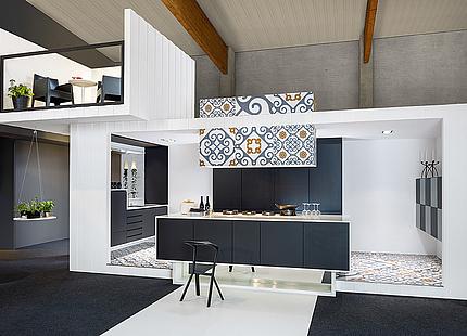 Offene Küche von KH System Möbel