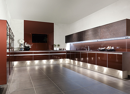 Küche mit Lichteffekten von zeyko