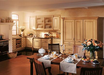 Klassische Landhausküche von zeyko
