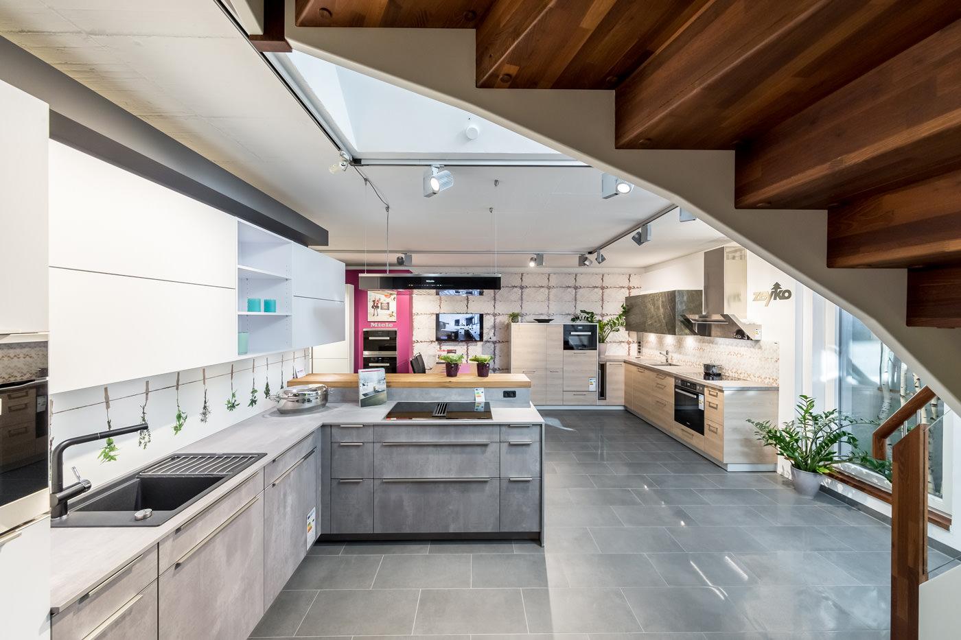 Küchen ausstellung münchen  Individuelle Küchen aus München mit Top-Service