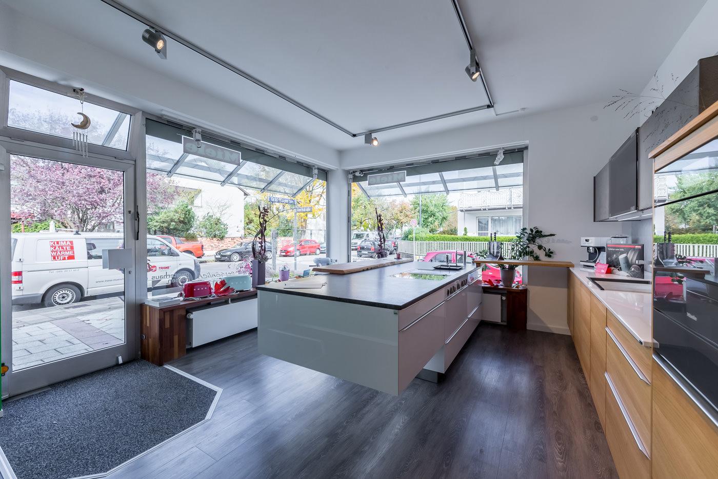 Exklusive küchen münchen  Individuelle Küchen aus München mit Top-Service