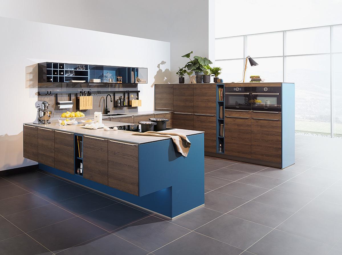 zeyko Küchen: edle Materialien, exklusiv designt